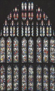 Te Deum Window, South Transept