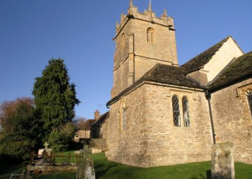 St Martin of Tours Lillington